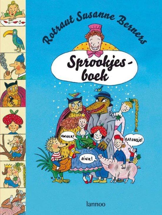 Boek cover Sprookjesboek van Rotraut Susanne Berner (Hardcover)