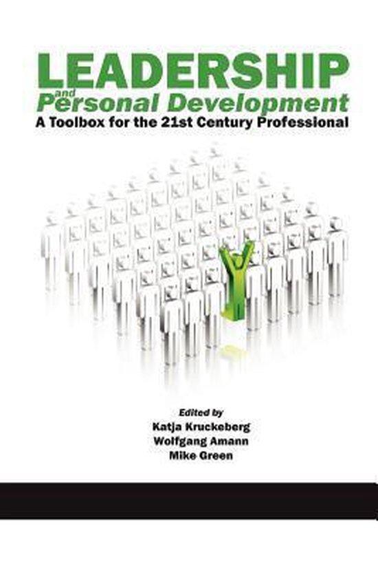 Boek cover Leadership and Personal Development van Katja Kruckeberg (Paperback)