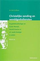 Christelijke Zending En Wereldgodsdiensten