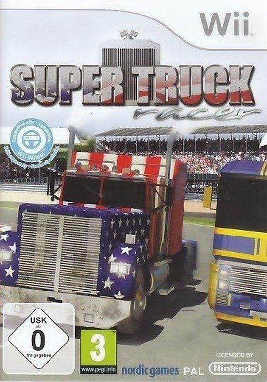 Super Truck Racer  Wii