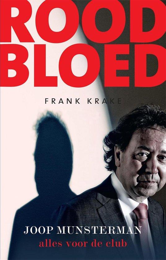 Boek cover Rood Bloed van Frank Krake (Onbekend)
