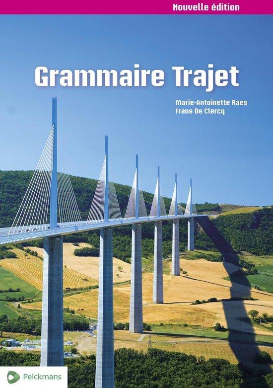 book-image-Grammaire Trajet Nouvelle Edition