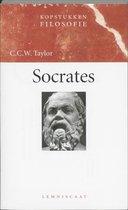 Boek cover Socrates van C.C.W. Taylor