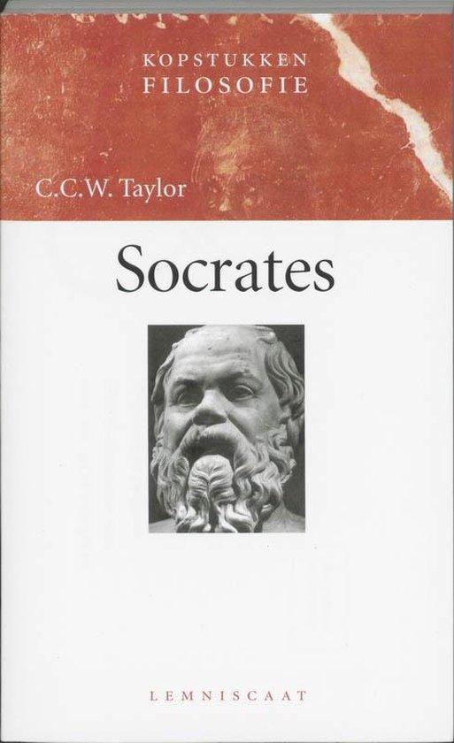 Socrates - C.C.W. Taylor |