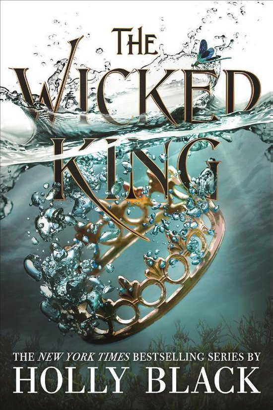 Black, H: Folk of the Air 2/Wicked King