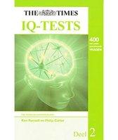Boek cover The Times IQ-test deel 2 van Ken Russel (Paperback)