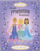 Grote mode stickerboek het grote prinsessenstickerboek
