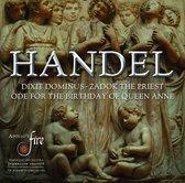 Handel Dixit Dominus Ode For The Bi