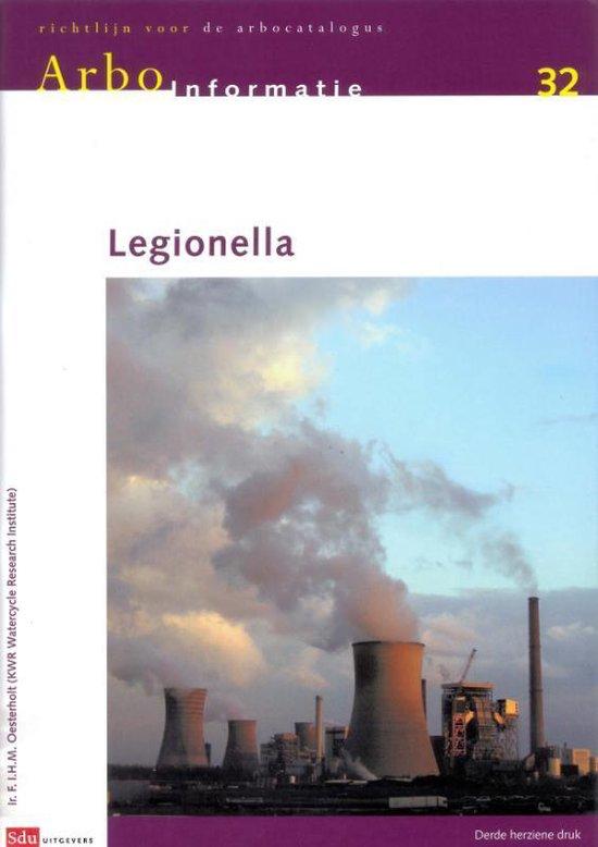 Legionella - f.I.H.M. Oesterholt |