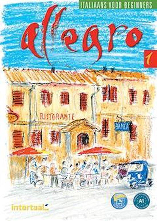 Allegro 1 tekstboek + audio-CD - R. Merklinghaus   Fthsonline.com