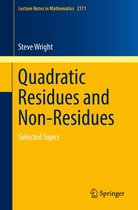 Quadratic Residues and Non-Residues