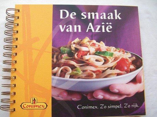 De smaak van Azie - José van Mil |