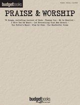 Boek cover Praise & Worship (Songbook) van Hal Leonard