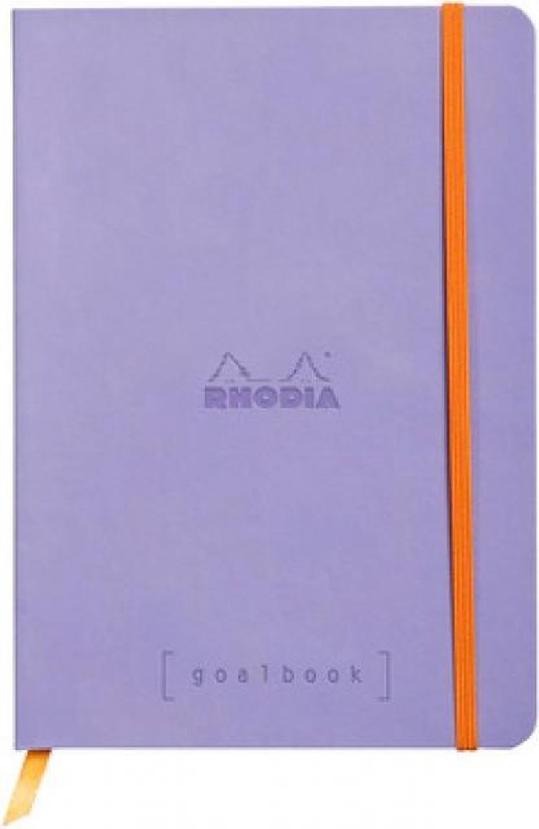 Rhodia Goalbook Bullet Journal A5 Iris