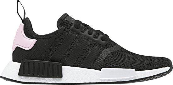 adidas nmd dames zwart wit