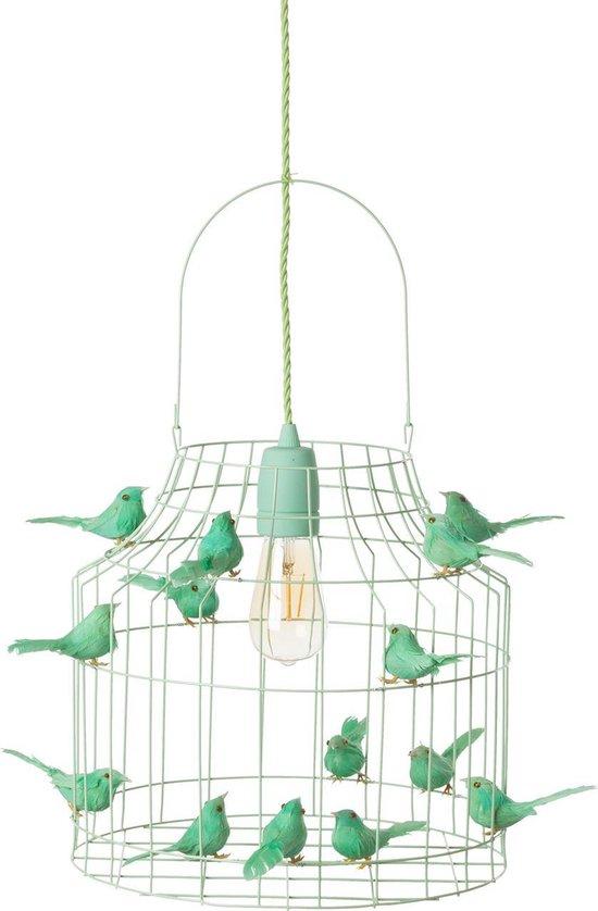 Hanglamp babykamer mintgroen | kinderkamer mint hanglamp