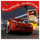 EEN VERHAAL... EN SPELLETJES ! - DISNEY PIXAR CARS