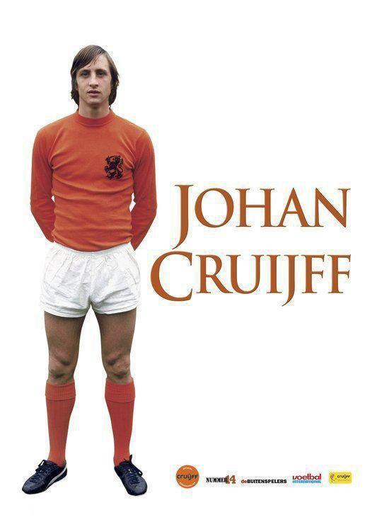 Boek cover JOHAN CRUIJFF van J. Derksen (Hardcover)