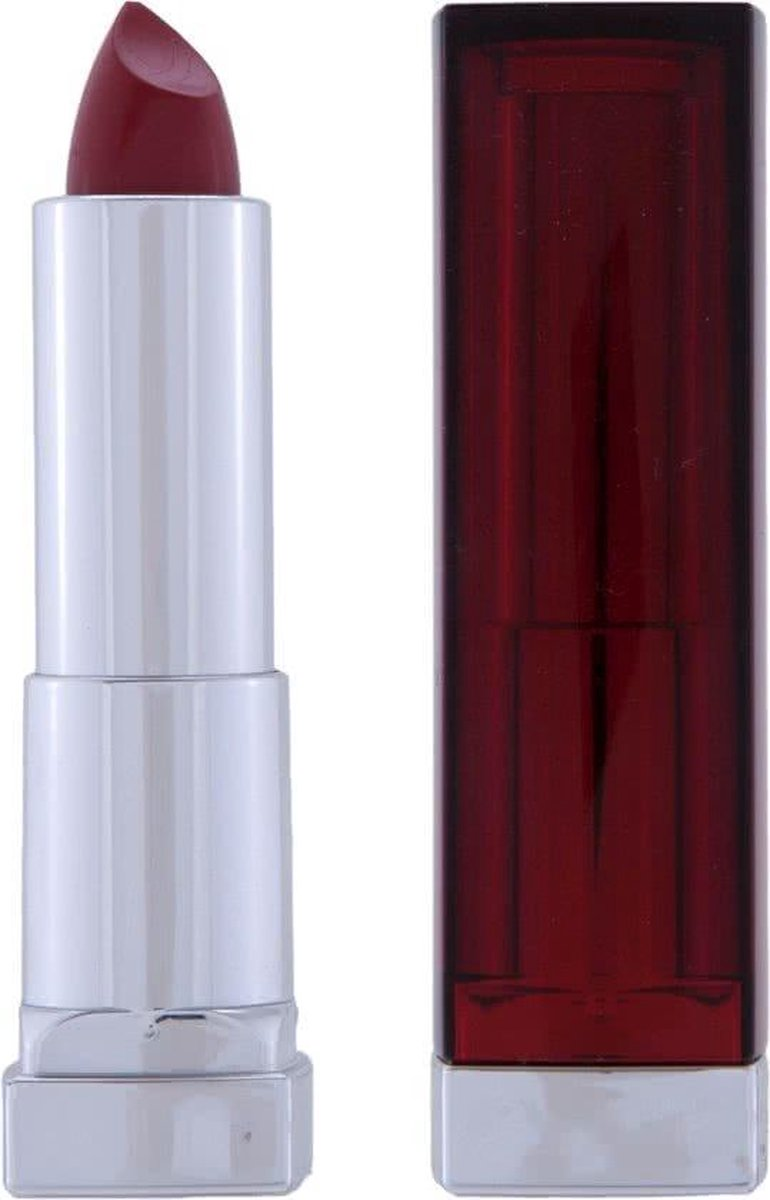 Maybelline Color Sensational - 553 Glamorous Red - Rood - Lippenstift - Maybelline