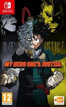 My Hero One's Justice (Nintendo Switch)