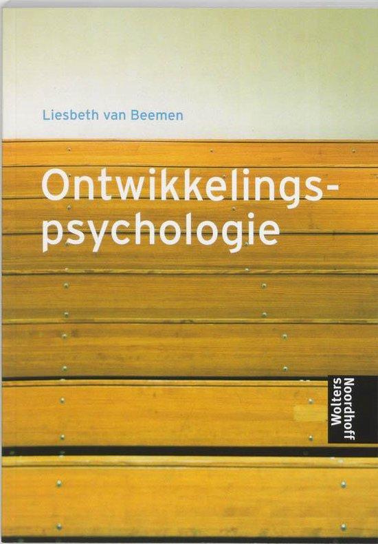 Ontwikkelingspsychologie - Liesbeth van Beemen pdf epub