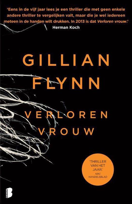 Verloren vrouw - Gillian Flynn |