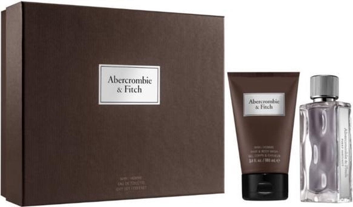 First Instinct Giftset - Abercrombie & Fitch