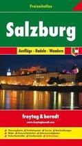 Freizeitatlas Salzburg Ausflüge - Radeln - Wandern