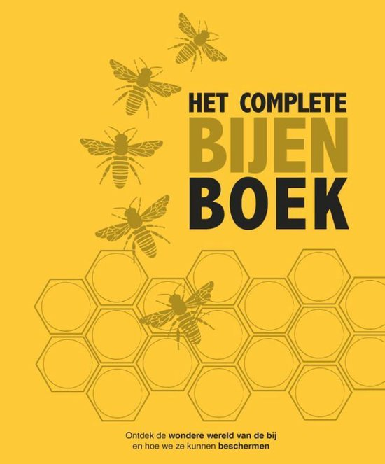 Het complete bijenboek - Fergus Chadwick |