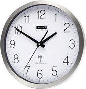 Balance Time Zendergestuurde Wandklok - Zendergestuurd - Aluminium - 30 cm