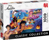 Disney Classic Collection Aladdin Puzzel Premium Collection Puzzel 1000 Stukjes