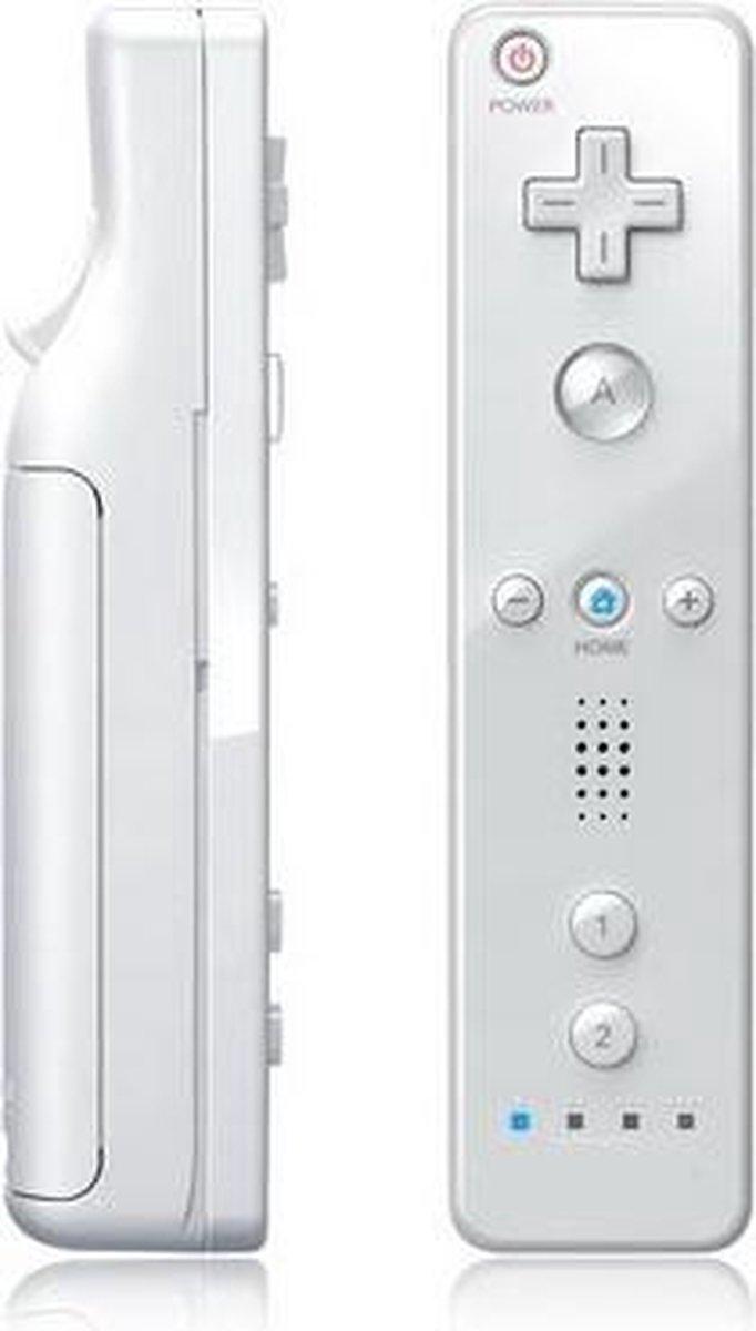 Wii Remote Controller - afstandbediening voor Wii (wit)