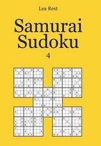 Samurai Sudoku 4