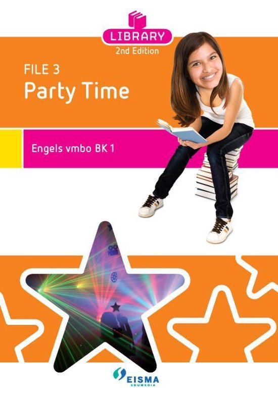 Library File 3 Party time Engels vmbo BK 1 - Judy Bepple |