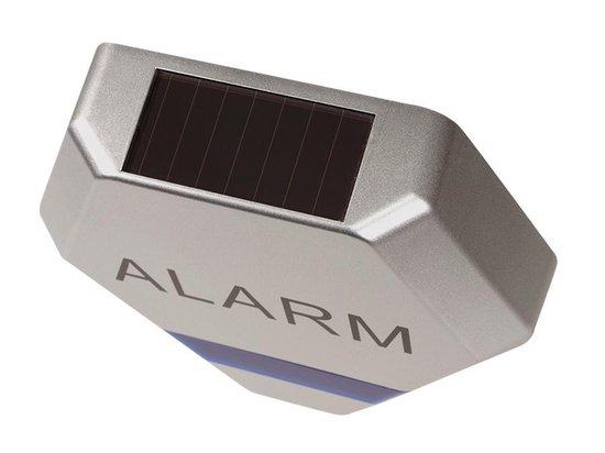 Dummy Camera Solar LED met zonnepaneel Fake Alarm