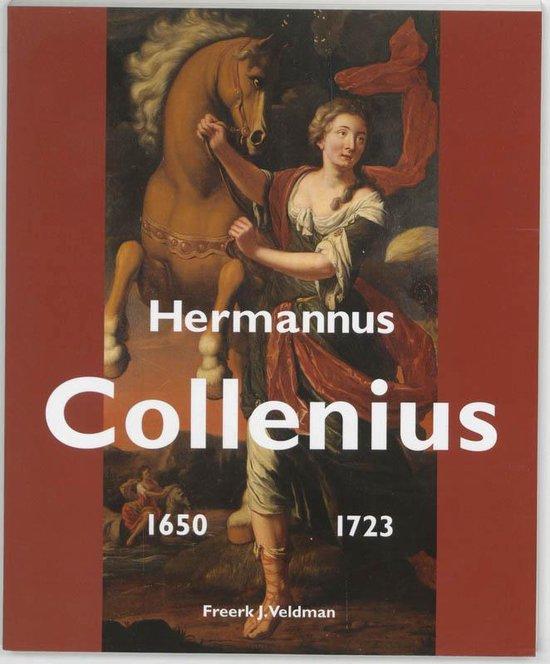 Boek cover Hermannus Collenius van Freerk J. Veldman (Paperback)