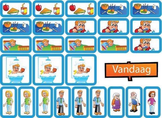 Thumbnail van een extra afbeelding van het spel Startset pictogrammen jongen