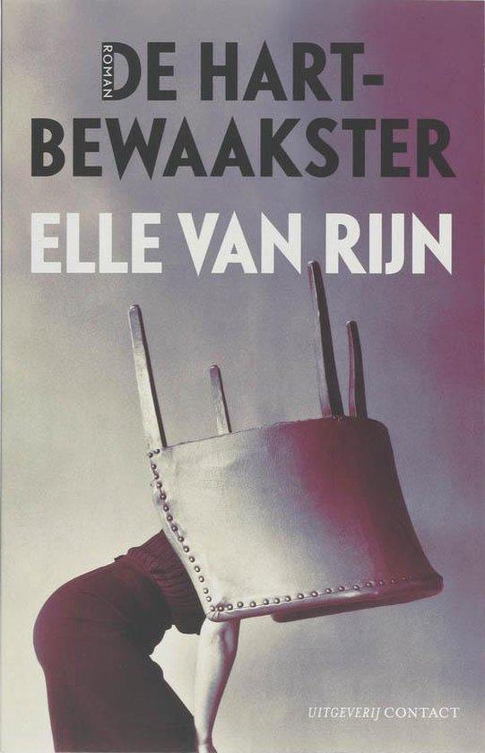 Cover van het boek 'Hartbewaakster' van Elle van Rijn