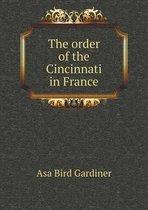 The Order of the Cincinnati in France