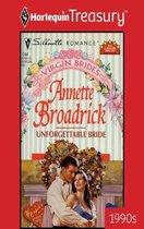 Omslag Unforgettable Bride