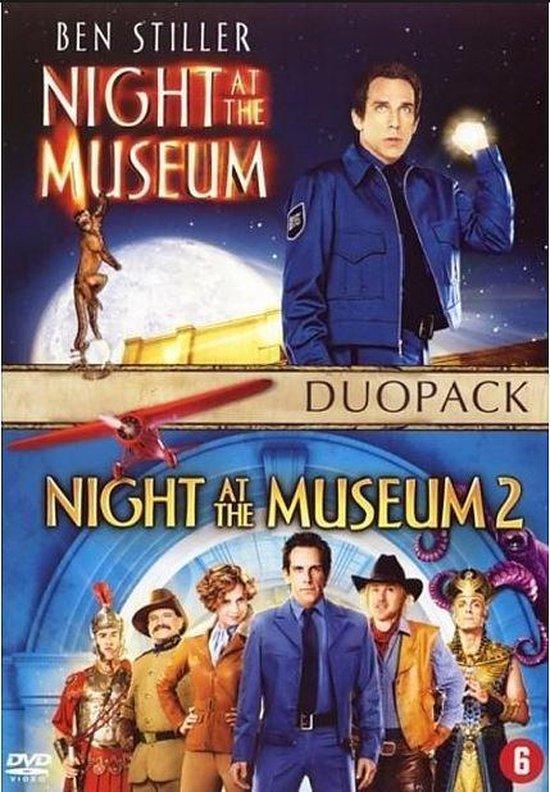 Speelfilm - Night At The Museum 1+2
