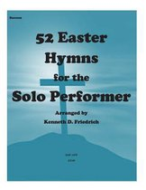 52 Easter Hymns for the Solo Performer-Bassoon