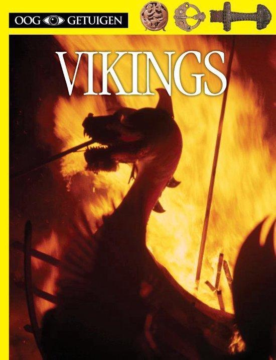 Ooggetuigen - Vikings - Susan Margeson |