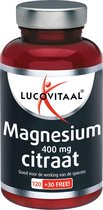 Lucovitaal Magnesium 400 mg Citraat Voedingssupplement - 150 tabletten