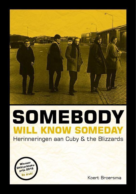 Afbeelding van Somebody will know someday
