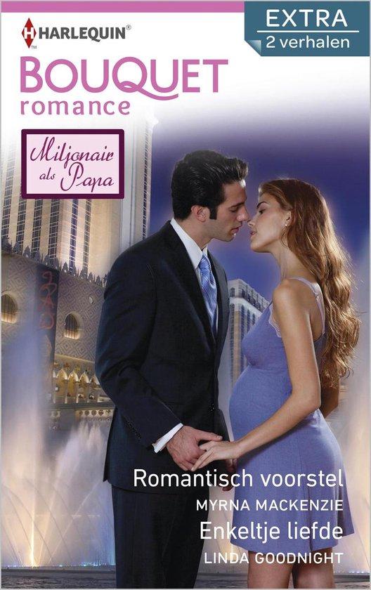 Romantisch voorstel / Enkeltje liefde - Bouquet Extra 326 - Myrna Mackenzie  