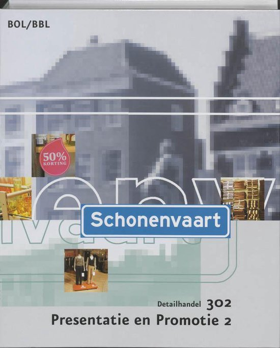 Schonenvaart / 302 Presentatie En Promotie + 2 Cd-Roms En 1 Diskette - none pdf epub