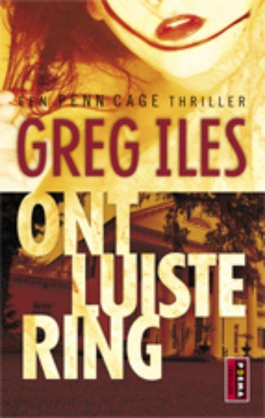 Ontluistering - Greg Iles  