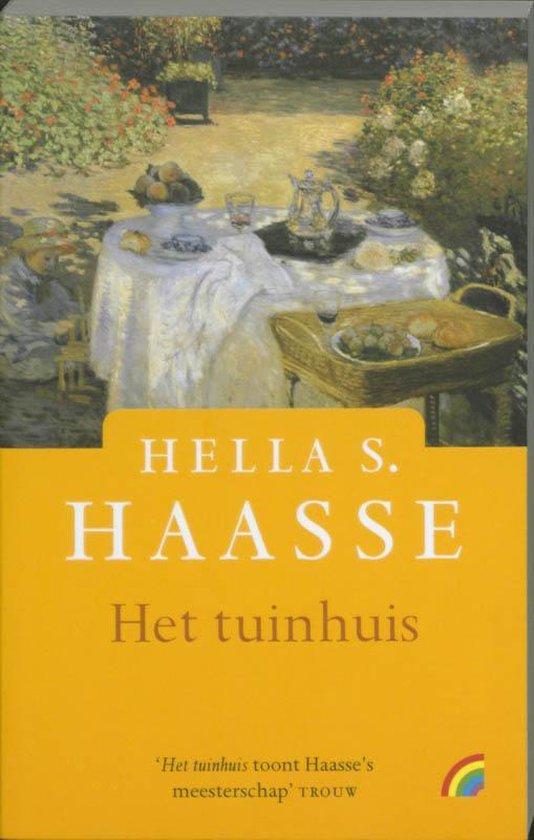 Het tuinhuis - Hella S. Haasse |
