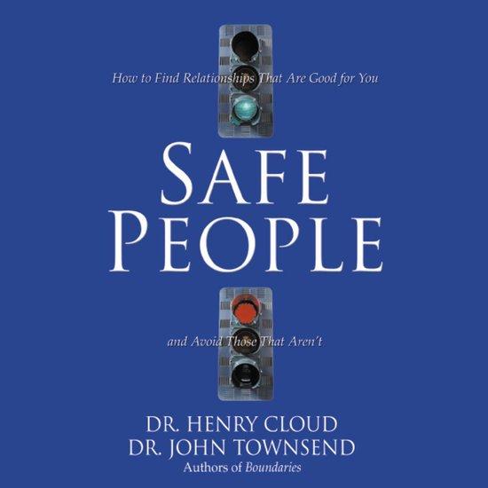 Safe People - Henry Cloud | Readingchampions.org.uk